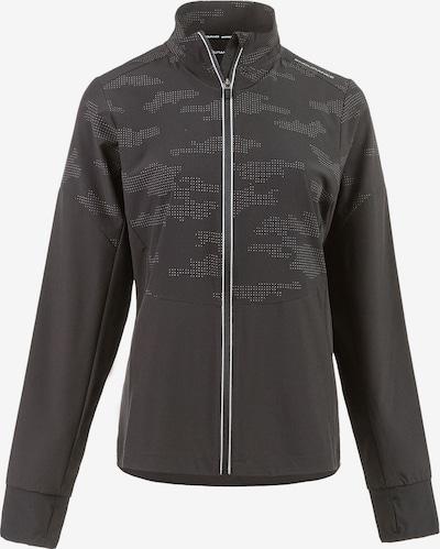 ENDURANCE Sportjas 'Wilma' in de kleur Zwart, Productweergave