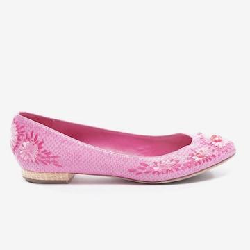 Dior Halbschuhe in 37,5 in Pink