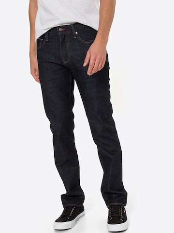 TOMMY HILFIGER Jeans 'Denton' in Schwarz