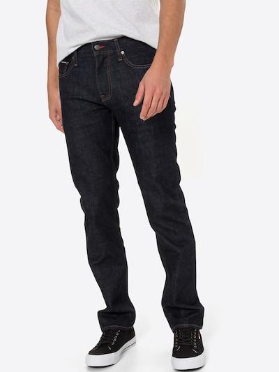 TOMMY HILFIGER Jeans 'Denton' in black denim, Modelansicht