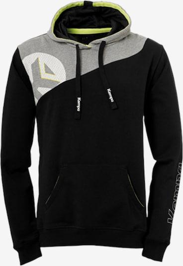 KEMPA Sportsweatshirt in schwarz, Produktansicht