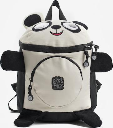 Sac à dos 'Panda' Pick & Pack en noir