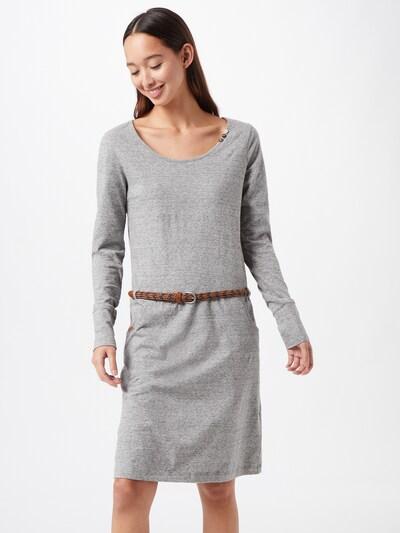 Ragwear Kleid 'Montana' in grau, Modelansicht
