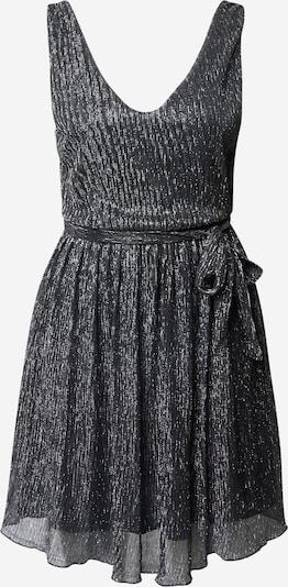 Kokteilinė suknelė 'Mona' iš ABOUT YOU , spalva - juoda / Sidabras, Prekių apžvalga