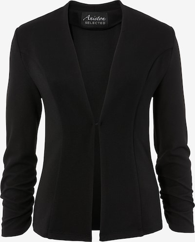 Aniston SELECTED Blazer in schwarz, Produktansicht