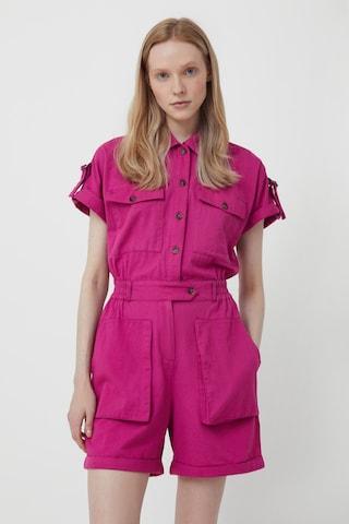 Finn Flare Jumpsuit in Pink