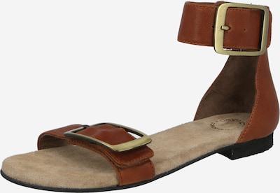 Ca Shott Sandale in braun, Produktansicht