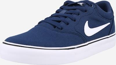 Nike SB Platform trainers in marine blue / White, Item view