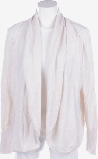 REPEAT Pullover / Strickjacke in XL in beige, Produktansicht