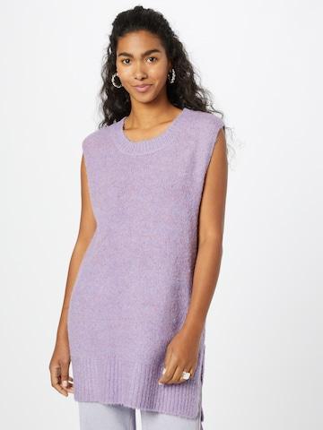 ICHI Sweater 'Ihmalisa' in Purple