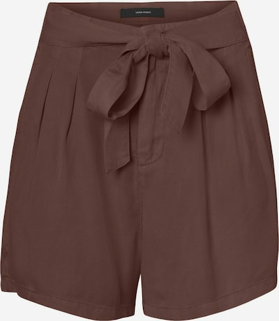 VERO MODA Kalhoty se sklady v pase 'Mia' - hnědá, Produkt