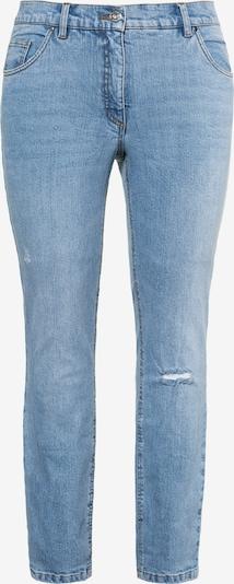 Studio Untold Jeans in blau: Frontalansicht
