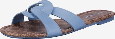 COACH Pantolette 'ESSIE' in hellblau, Produktansicht