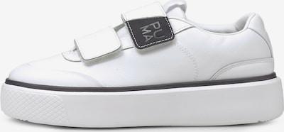 PUMA Sneakers 'Oslo Maja' in Dark grey / White: Frontal view