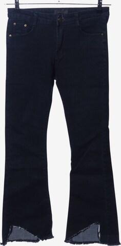 Storets Boot Cut Jeans in 27-28 in Schwarz