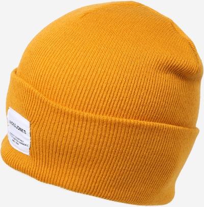 JACK & JONES Mütze in gelb, Produktansicht