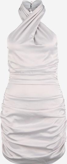 Missguided Petite Kleid in silber, Produktansicht