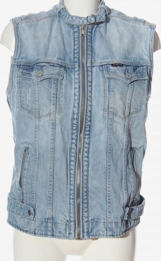 G-Star RAW Jeansweste in S in blau, Produktansicht