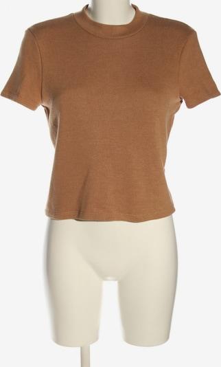 ZARA T-Shirt in M in braun, Produktansicht