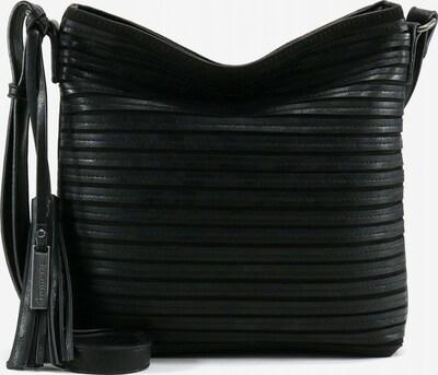 TAMARIS Tasche 'Carina' in schwarz, Produktansicht