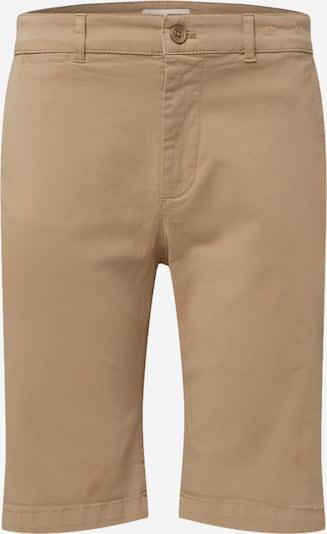 Pantaloni eleganți By Garment Makers pe bej închis, Vizualizare produs