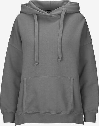 SoSUE Sweat-shirt en gris, Vue avec produit