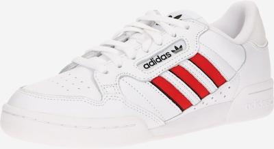 Sneaker low 'CONTINENTAL 80' ADIDAS ORIGINALS pe roșu / negru / alb, Vizualizare produs