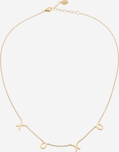 OHH LUILU Cadena 'Xoxo' en oro, Vista del producto