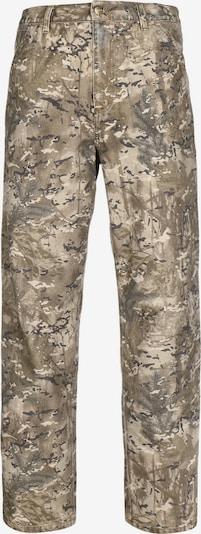 Carhartt WIP Jeans 'Single Knee' in beige / hellbraun / graphit, Produktansicht