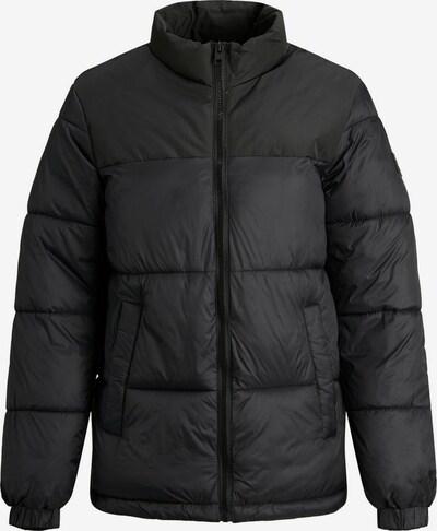 Jack & Jones Junior Jacke in anthrazit / schwarz, Produktansicht
