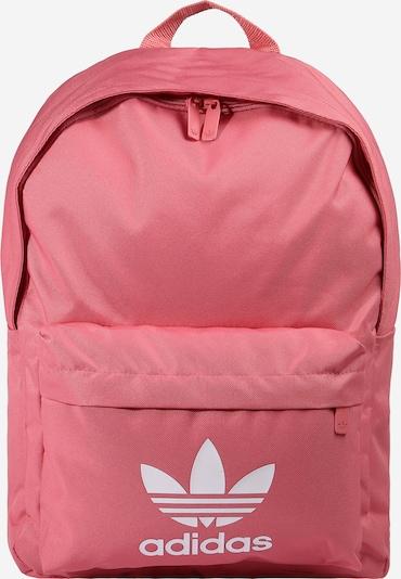 ADIDAS ORIGINALS Ruksak u rosé / bijela, Pregled proizvoda
