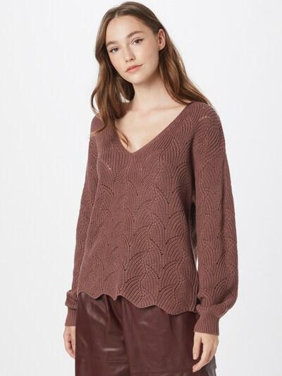 ABOUT YOU Pullover 'Eleni' in flieder, Modelansicht