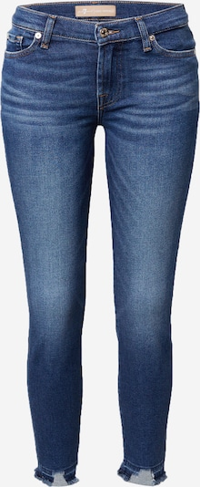 7 for all mankind Jeans in blue denim, Produktansicht