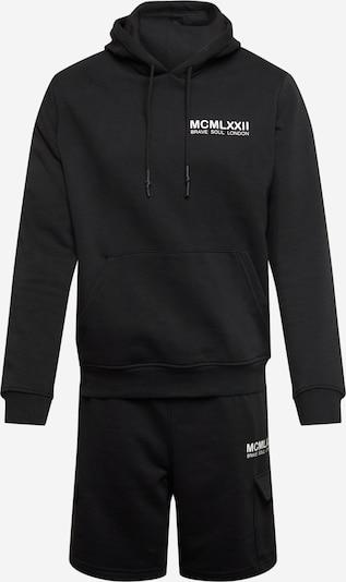 BRAVE SOUL Strój do biegania 'PRESERVEB' w kolorze czarnym, Podgląd produktu