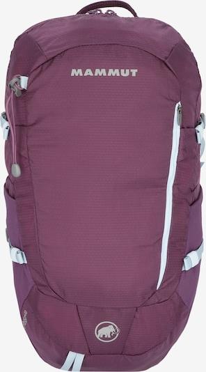 MAMMUT Sac à dos de sport en violet, Vue avec produit