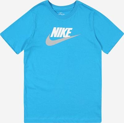 Nike Sportswear Shirt 'B NSW TEE' in blau, Produktansicht