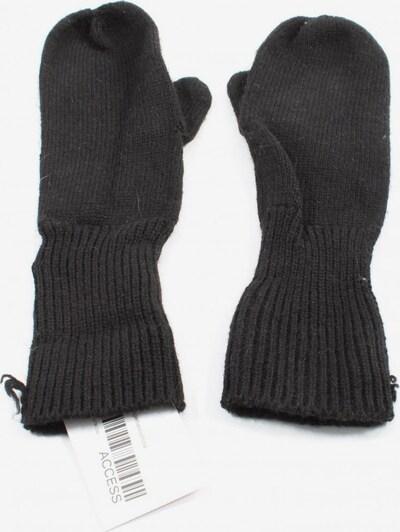 H&M Fingerhandschuhe in XS-XL in schwarz, Produktansicht