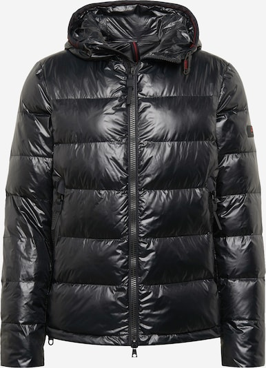Peuterey Prehodna jakna 'TULU CY' | črna barva, Prikaz izdelka