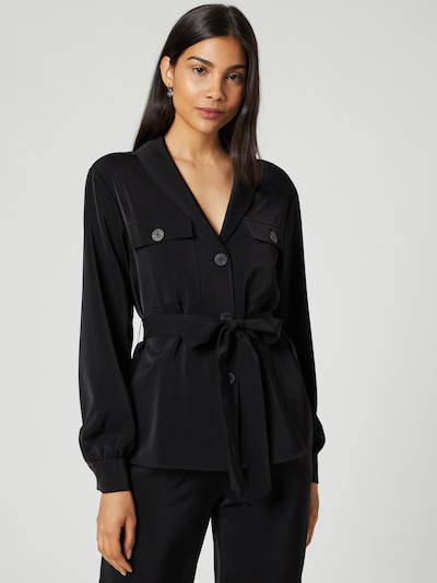 Guido Maria Kretschmer Collection Blouse 'Celia' in Black, View model