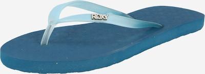 ROXY Teenslipper 'VIVA' in de kleur Hemelsblauw / Zilvergrijs, Productweergave