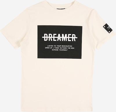 LMTD T-Shirt in schwarz / weiß, Produktansicht