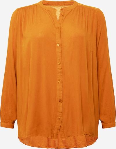 ONLY Carmakoma Bluse 'Asta' in orange, Produktansicht