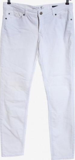 zero Hüftjeans in 30-31 in weiß, Produktansicht