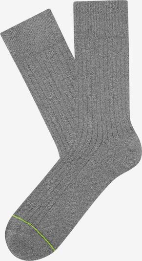 Cheerio Socken in graumeliert, Produktansicht