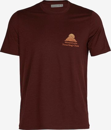 brūns ICEBREAKER Sporta krekls