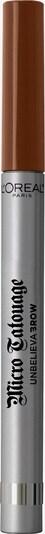 L'Oréal Paris Augenbrauen-Stift in braun / silber, Produktansicht