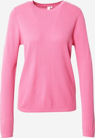 Q/S by s.Oliver Pullover in pink, Produktansicht