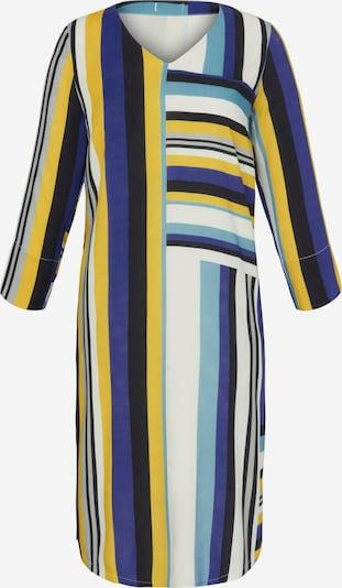 Emilia Lay Abendkleid mit 3/4-Arm in mischfarben, Produktansicht