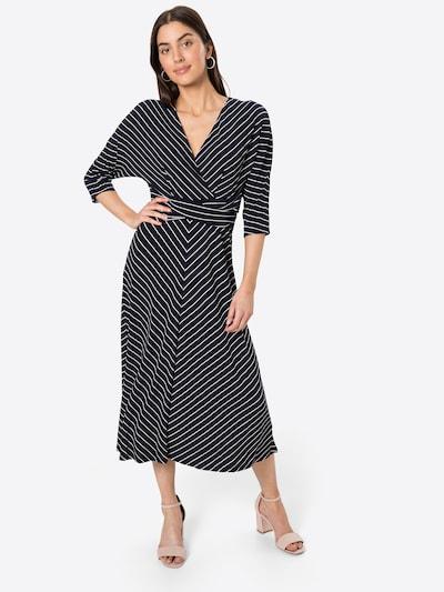 Lauren Ralph Lauren Kleid in navy / weiß, Modelansicht