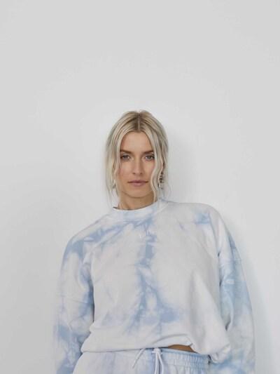 LeGer by Lena Gercke Sweatshirt 'Ashley' in blau: Frontalansicht